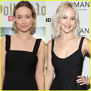 Olivia Wilde Responds to Jennifer Lawrence Vomiting at Broadway Show
