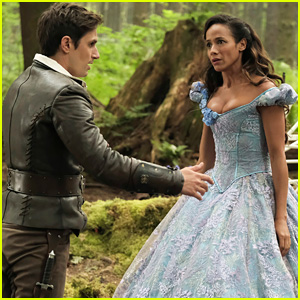 'Once Upon a Time' Season 7 First Look - Dania Ramirez is Cinderella!