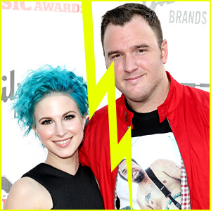 Paramore's Hayley Williams Splits from Husband Chad Gilbert