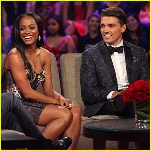Bachelorette's Dean Unglert Confronts Rachel Lindsay About Claiming She Was Falling In Love with Him