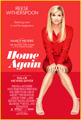 Reese Witherspoon's New Rom-Com 'Home Again' Debuts First Poster!