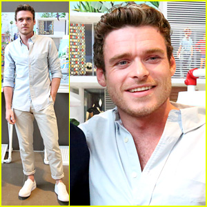 Richard Madden Helps Orlebar Brown Celebrate 10 Years