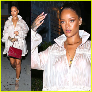Rihanna is Excited For Her Film 'Valerian' to Hit Theaters