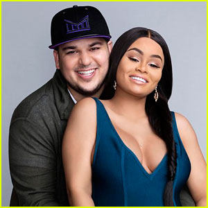 Blac Chyna Describes Moving In with Rob at Kylie Jenner's House: 'I'm Not Going to Be Disrespected'