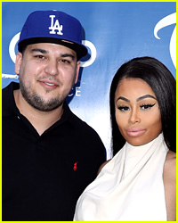 Rob Kardashian Cuts Off Blac Chyna Financially, She Doesn't Care