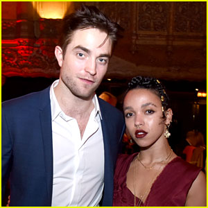 Are Robert Pattinson & FKA twigs Engaged? 'Kind Of!'
