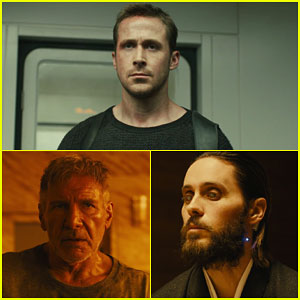 Ryan Gosling & Harrison Ford Star In New 'Blade Runner 2049' Trailer - Watch Now!