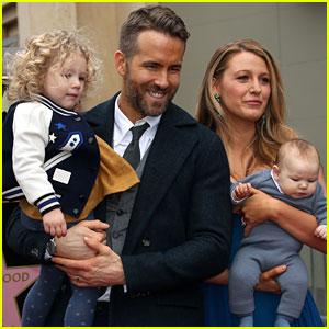 These Ryan Reynolds Tweets About Being a Dad Are Too Funny