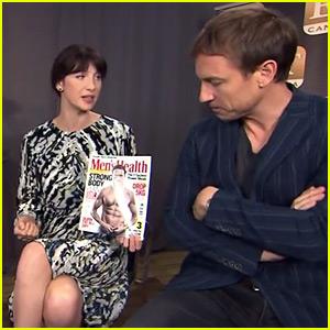 Sam Heughan's 'Outlander' Co-Stars Roast His Shirtless Cover, He Responds!