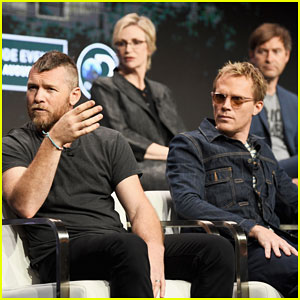 Sam Worthington, Jane Lynch & Paul Bettany Bring 'Manhunt: Unabomber' To TCA Summer Press Tour - Watch Trailer!