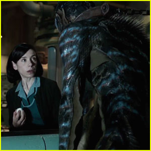 'The Shape of Water' Trailer Reveals Guillermo del Toro's New World