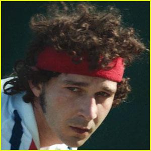 Shia LaBeouf Depicts Tennis Legend John McEnroe in 'Borg vs McEnroe' Teaser Trailer!