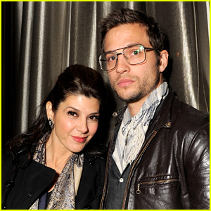 Spider-Man's Marisa Tomei & Logan Marshall-Green Were a Couple Years Ago!
