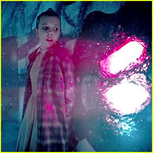'Stranger Things' Season 2 Trailer Debuts at Comic-Con - Watch Now!