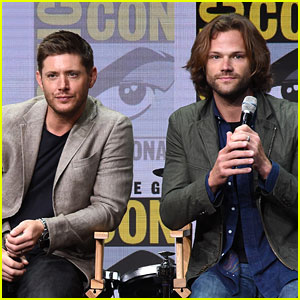 'Supernatural' Panel Gets Surprise Kansas Performance at Comic-Con