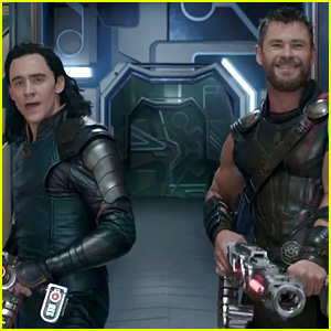 'Thor: Ragnarok' Comic-Con Trailer Is So Good - Watch Now!