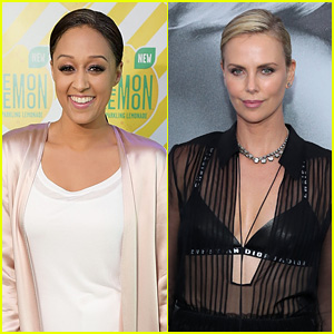 Tia Mowry Addresses Charlize Theron SoulCycle Drama