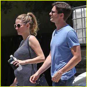 Topher Grace & Wife Ashley Hinshaw Expecting First Baby!
