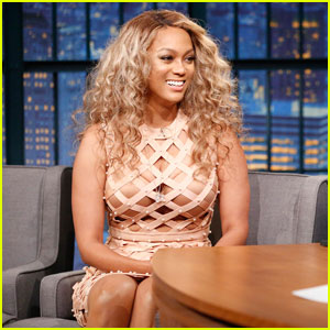 Tyra Banks Sort of Regrets Posting A Picture of Look-Alike Son York!