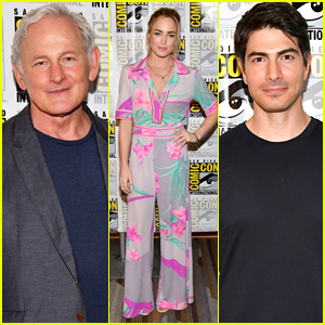 Victor Garber & Brandon Routh Bring 'Legends of Tomorrow' to Comic-Con