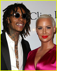 What Does Wiz Khalifa Think of Amber Rose's New Boyfriend?