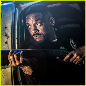 Will Smith's Netflix Movie 'Bright' Gets First Trailer!