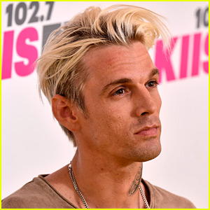 Aaron Carter Knew He Was Bisexual When He Was 12
