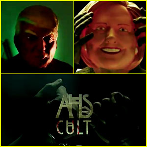 'American Horror Story: Cult' Opening Credits Feature Hillary Clinton & Donald Trump