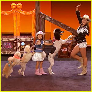 Pompeyo Family Dogs Wow with Fun Tricks on 'America's Got Talent' (Video)