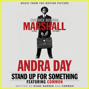 Andra Day: 'Stand Up for Something' (feat. Common) from 'Marshall' - Stream & Download!
