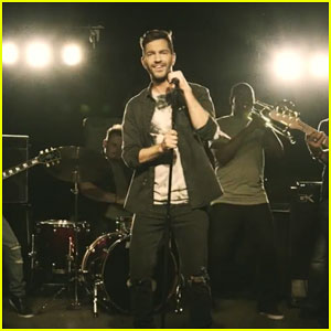 Andy Grammer Debuts 'Give Love' Music Video - Watch Here!