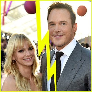 Chris Pratt & Anna Faris Separating After 8 Years of Marriage