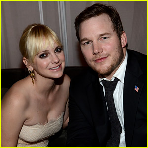 Anna Faris Recently Said Relationship Rumors Made Her Feel 'Insecure'