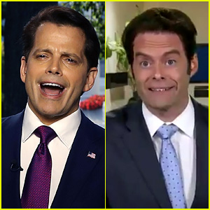 Bill Hader Plays Anthony Scaramucci on Summer Edition of 'SNL Weekend Update'