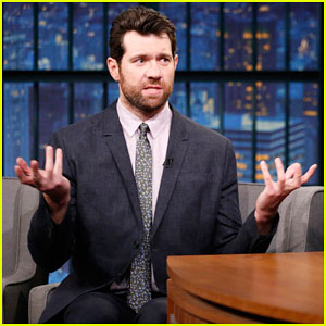 Billy Eichner Tells Seth Meyers 'American Horror Story: Cult' is 'Surreal Take on Post-Trump America'!