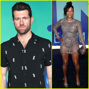 Billy Eichner & Tiffany Haddish Arrive in Style on MTV VMAs 2017 Red Carpet