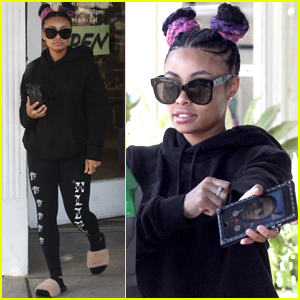 Blac Chyna Facetimes With Mechie Amid Breakup Rumors