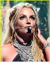 Britney Spears Rushed By Crazed Concert-Goer While Performing (Video)