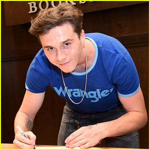 Brooklyn Beckham Reveals Which Family Members He Likes Photographing Best