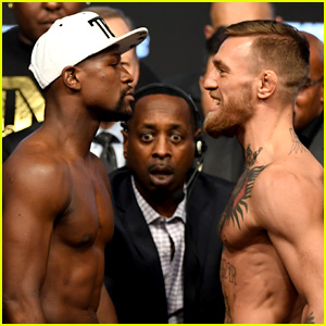 Celebs Predict Winner of Mayweather vs. McGregor Fight!
