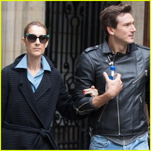 Celine Dion Grabs Last Lunch in Paris With Dancer Pepe Munoz!