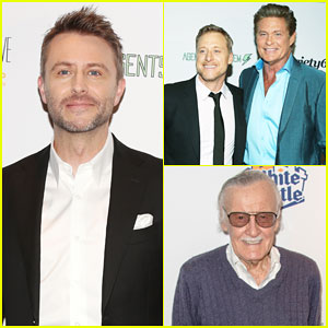 Chris Hardwick, David Hasselhoff & More Help Honor Stan Lee at Special Tribute!