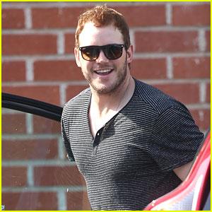 Chris Pratt Steps Out After Anna Faris Split News
