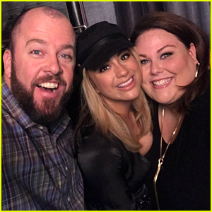 Chrissy Metz Invites Ally Brooke to 'This Is Us' Set, Wants Her On the Show!