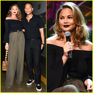Chrissy Teigen On Being Outspoken On Social Media: 'I Was Always A Clap Backer'