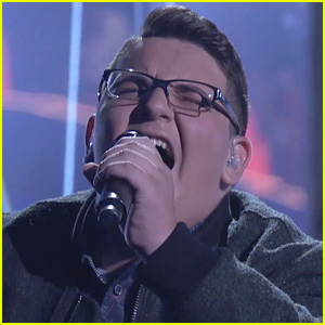 17-Year-Old Christian Guardino Sings 'Make It Rain,' Gets Standing O on 'America's Got Talent'