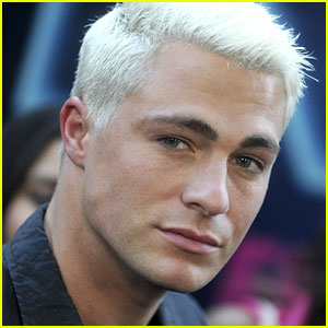 Colton Haynes Calls Out Hollywood for Treatment of LGBT Actors