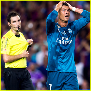 Cristiano Ronaldo Suspended for Five Games After Pushing Ref