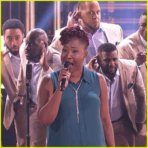 DaNell Daymon's Choir Wows with 'Grease' Song on 'America's Got Talent' (Video)