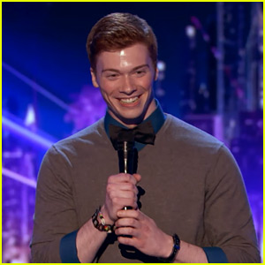 Impressionist Daniel Ferguson Sings Maroon 5 Song Using Many Voices for 'America's Got Talent'
